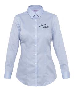 CORP AB Bust- Ladies Long Sleeve Shirt